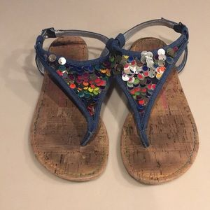 Jessica Simpson sandal girls size 4